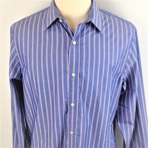 Banana Republic Mens Dress Shirt 16 16.5 34 35 L